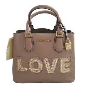 MICHAEL Michael Kors Adele Love Crossbody Bag